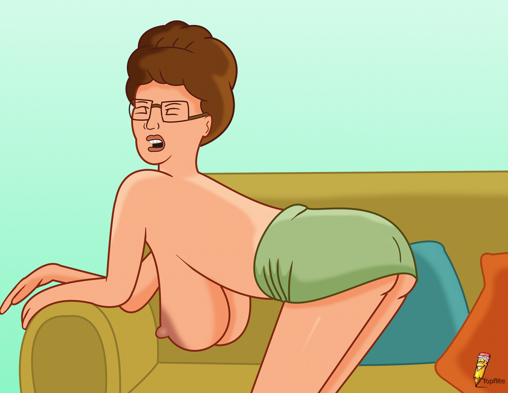 Can suggest King of the hill fucking really